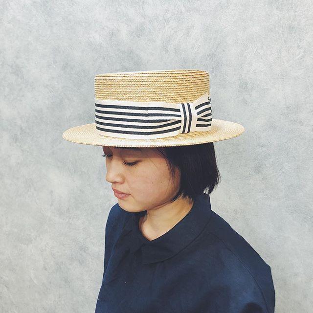 .【CA4LA】.カンカン帽シンプルに太めのリボンでレトロな雰囲気♡元はメンズの形なのでマニッシュが好きな方にも◎.中折れハット和紙を使ってコーティングしており耐久性と柔軟性をだした他にはない独特な質感と色感!凛とした風合いです︎.清涼感のあるリネンのハットクラウンが高めでクラシカルなフォルム︎ウォッシャブルで機能性も◎.ベレー帽毎年人気の定番ベレー^^手洗いもでき程よい大きさでかわいいです︎♡.モロッコの砂漠Merzougaでラクダを引いて歩く先住民ベルベル人をイメージした刺繍^^ベレーの天井に直接刺繍しています!..営業時間 10:00〜19:00.#愛媛#松山#ehime#matsuyama#BlessofBless#セレクトショップ#CA4LA#帽子#19ss#今日のコーディネート#お洒落さんと繋がりたい - from Instagram
