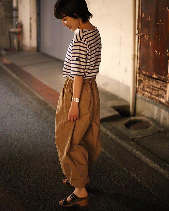 ..hair designRoom.スタイリスト@misa_hiwasa#松山美容室.tops...#saintjames bottom...#harvesty shoes...#expert...営業時間 10:00〜19:00.#愛媛#松山#大街道#ehime#matsuyama#BlessofBless#セレクトショップ#19ss#今日のコーディネート#お洒落さんと繋がりたい - from Instagram