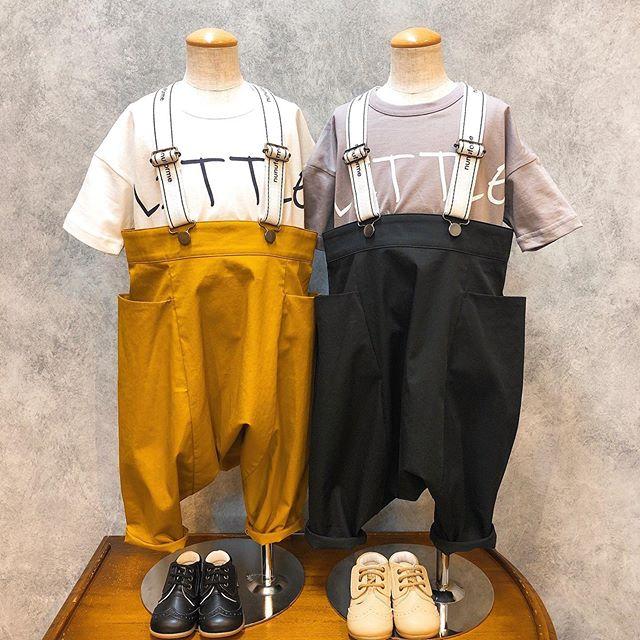 """..#nunuforme#ヌヌフォルム.人気のnunuformeの"""" little """"teeシャツ♡家族お揃いで着て頂けます♡♡.キッズ...xs/95-145 sizeレディース...F sizeメンズ...M size..nunuformeのサルエルサロペット♡とっても可愛いです!!問い合わせがとても多いのでぜひ、お早めにーー♡♡♡..#親子コーデ#お揃いコーデ#パパママ#リンクコーデ#キッズセレクト#子供服#子供服セレクトショップ#サルエルパンツ#サロペット...営業時間 10:00〜19:00.#愛媛#松山#大街道#ehime#matsuyama#BlessofBless#セレクトショップ#今日のコーディネート#お洒落さんと繋がりたい#2020#20ss - from Instagram"""