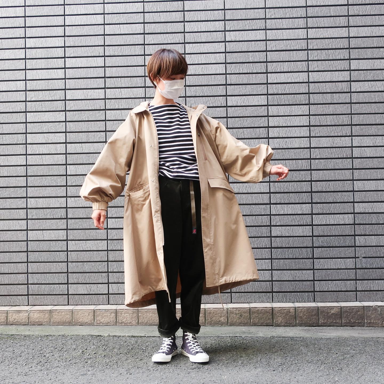 ・・#midiumisolid @ws_midiumisolid のモッズコート#gramicci  @gramicci_jp のコーデュロイパンツAラインとボリュームスリーブ&ゆったりサイズでスタイルカバーも期待大です!!後ろ姿も可愛いですコーデュロイ素材のパンツは着るだけで季節感を出してくれます♂️スタッフ身長162cmです。気になる方はDMやコメントからお問い合わせ下さい️・・#愛媛#松山#大街道#ehime#matsuyama#BlessofBless#セレクトショップ#今日のコーディネート#お洒落さんと繋がりたい#2020#20aw #ミディウミソリッド#グラミチ#カジュアル#カジュアルコーデ#アウター#スニーカー#ゆったりコーデ #fudge#fudge部  #コーデュロイパンツ#コーデュロイ  #トラッドスタイル - from Instagram