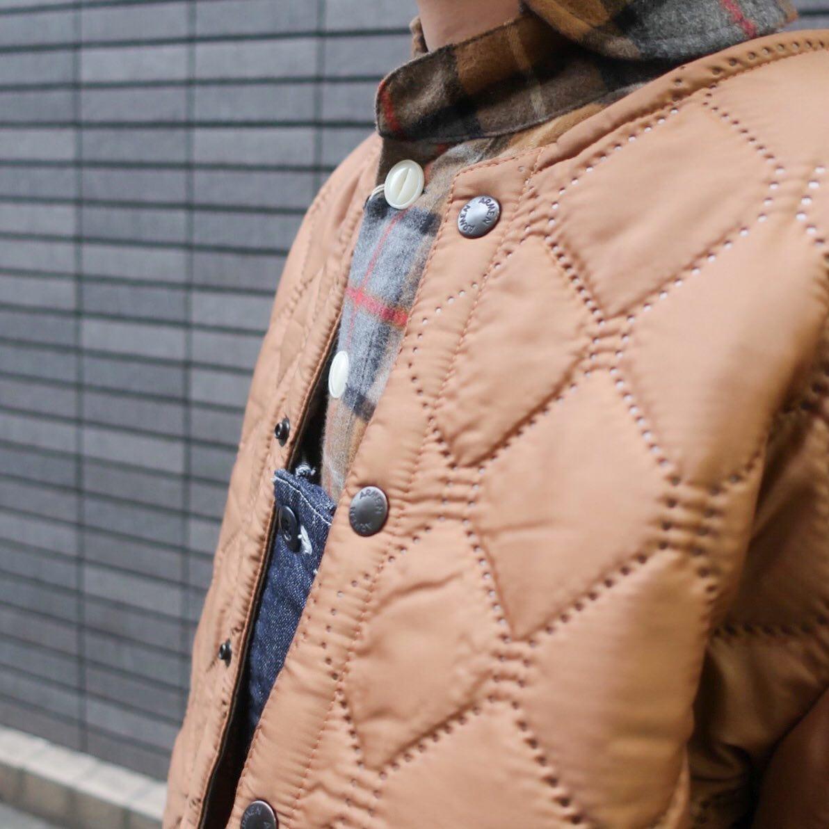 .#armen.アーメンのキルティングロングジャケット!軽い着心地で寒い季節の味方。一枚あると便利な一枚です!.※ただ今、アウターフェア中 により、レジにて10%off!!...staff...162㎝....気になる商品がございましたらDMやコメントなどお気軽にお願いします!️.#愛媛#松山#大街道#ehime#matsuyama#BlessofBless#セレクトショップ#今日のコーディネート#お洒落さんと繋がりたい#ニット##シャツ#アーメン#キルティング#ダンスコ#dansko - from Instagram