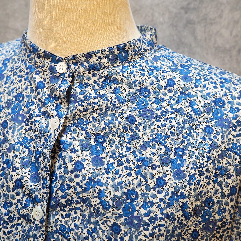 ..春の新作入荷!!たくさんのシャツが入荷いたしました〜♡.....気になる商品がございましたらDMやコメントなどお気軽にお願いします!️.#愛媛#松山#大街道#ehime#matsuyama#BlessofBless#セレクトショップ#今日のコーディネート#お洒落さんと繋がりたい#柄シャツ#シャツ#ブラウス - from Instagram